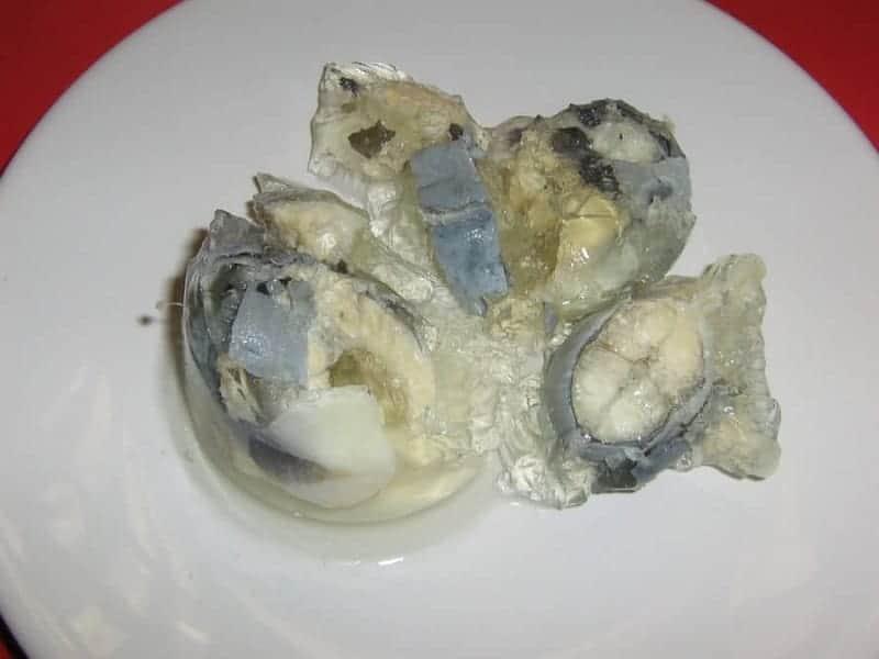 Jellied Eels (anguilas gelatinosas)
