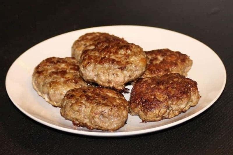 Kjøttkaker (albóndigas noruegas)