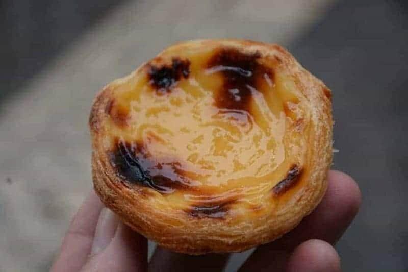 Portugal - Pasteis de Nata (crema de leche)