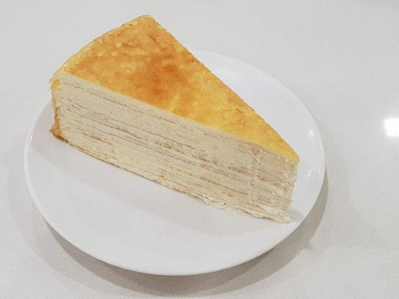 Sernik (pastel de queso polaco)