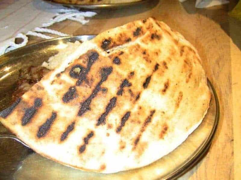 Somun (pan de pita bosnio)