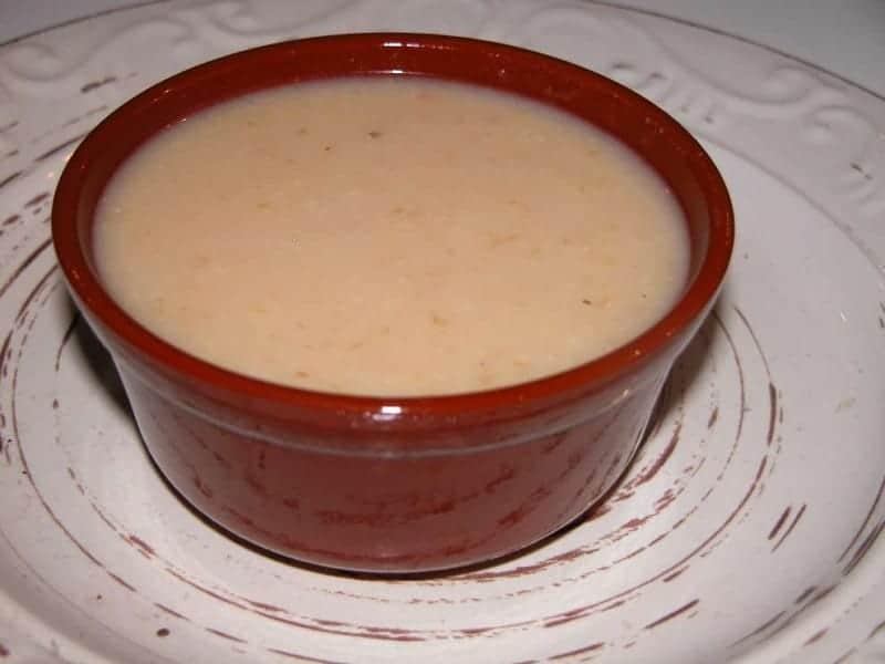 Sopa Trahanas