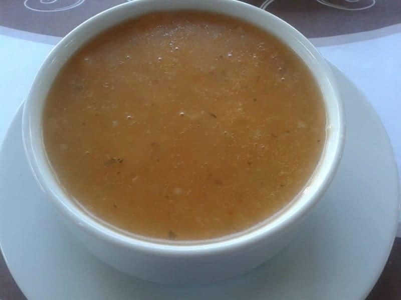 Sopa de Tarhana
