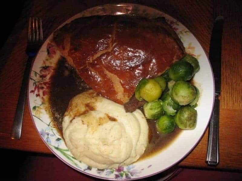 Steak and Kidney Pie (pastel de carne y riñón)
