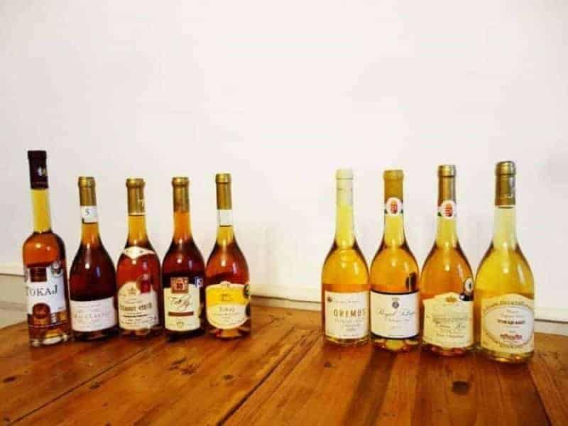 Tokaji Aszú (vino de Aszu de Tokaj)