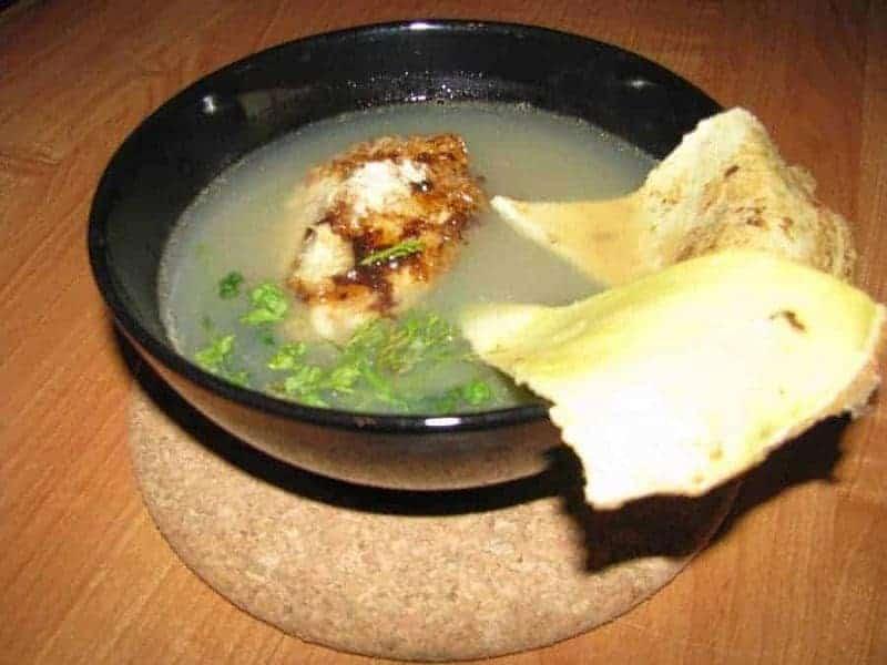 Ukha (sopa de pescado)