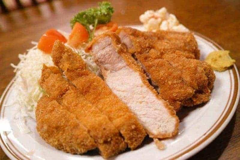 Vyprážaný rezeň (schnitzel)