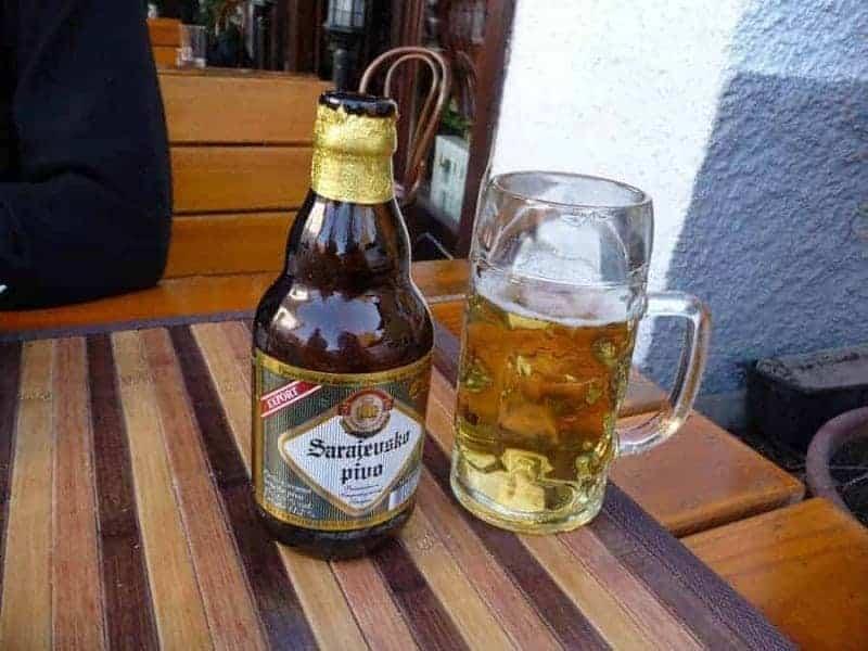 Cerveza bosnia