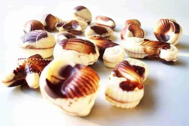 Chocolade (chocolates belgas)