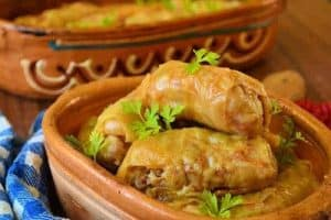 18 platos de comida típica búlgara