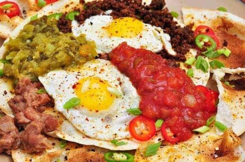 16 platos de comida típica mexicana 1