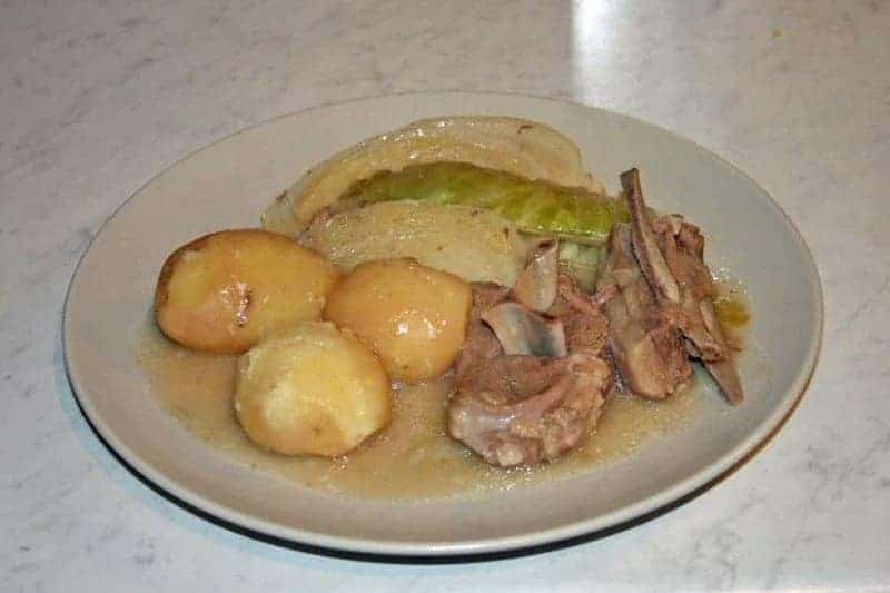 16 platos de comida típica noruega 1
