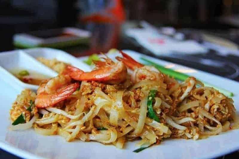 26 platos de comida típica tailandesa 1