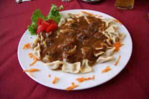 15 platos de comida típica eslovena