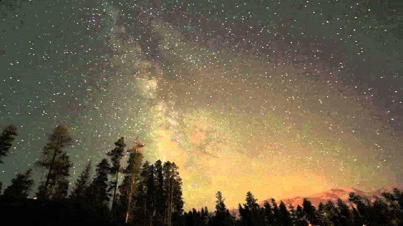 Estrellas desde Breckenridge