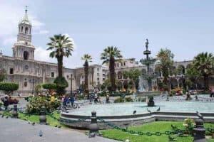 Los 7 mejores hostales en Arequipa, Perú