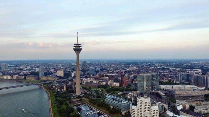 Los 10 mejores hoteles en Düsseldorf, Alemania 1