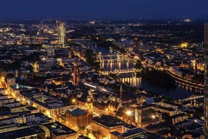 Los 9 mejores hoteles en Frankfurt, Alemania 1