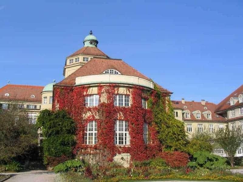 Jardín Botánico Múnich