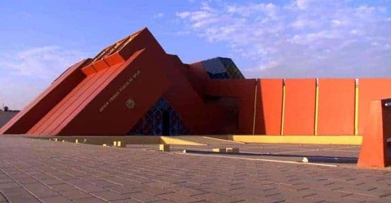 Sipán - Museo Tumbas Reales de Sipán