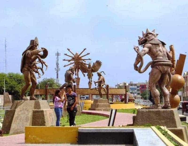 Paseo Yortuque en Chiclayo