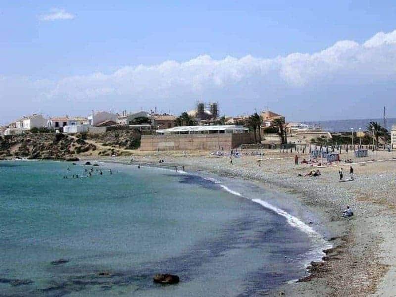 Playa de Tabarca (Alicante)