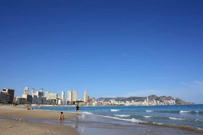 Las 7 mejores playas de Benidorm, España 1