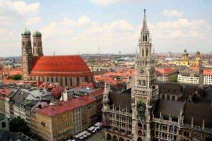 20 lugares que ver en Munich, Alemania