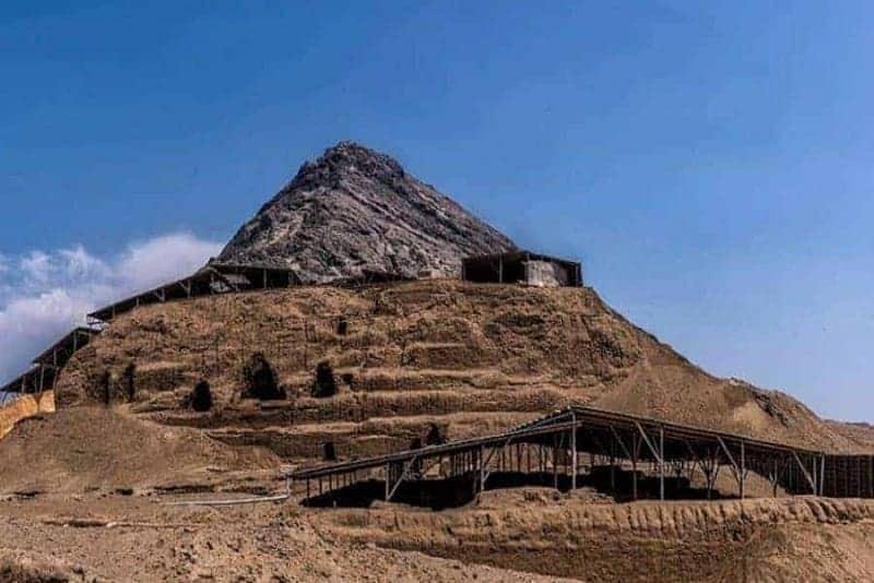 Templos de Huacas del Sol y La Luna