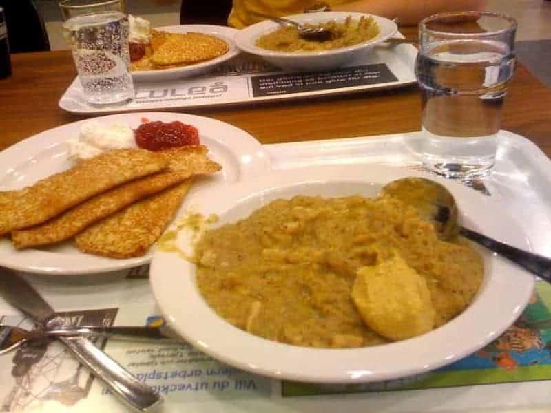 18 platos de comida típica sueca 2