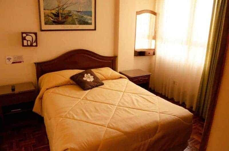 Hotel Apart Violettas
