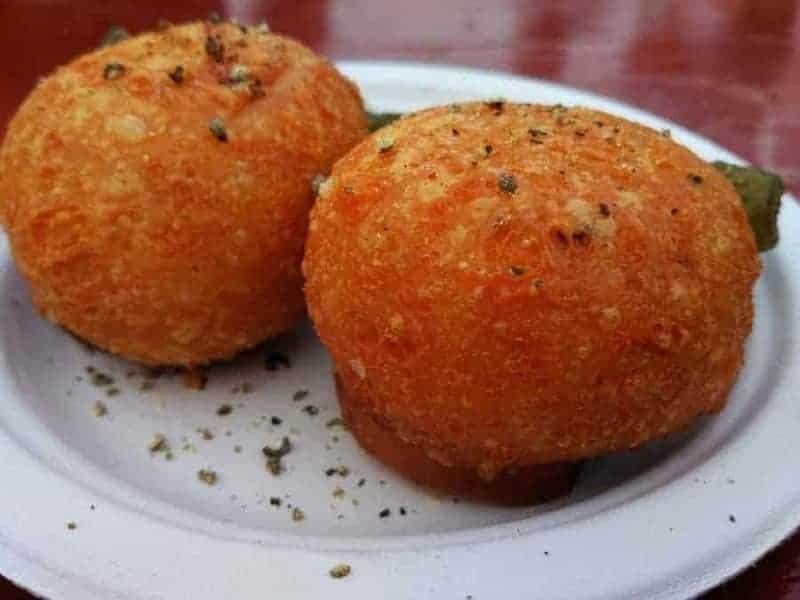 Malakoff (bola de queso frito)