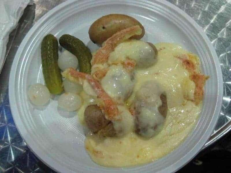 Raclette (queso semiduro)