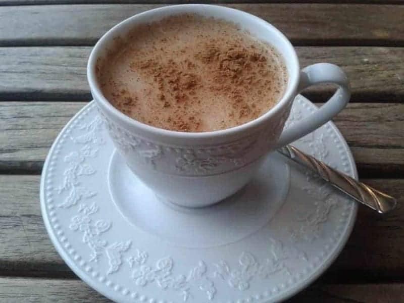 Salep (leche caliente)
