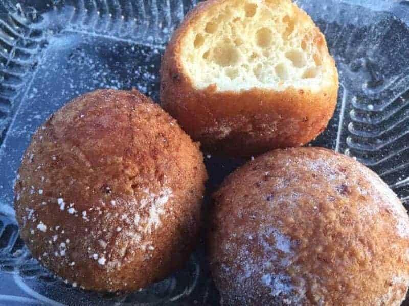 Spurgos (rosquillas lituanas)