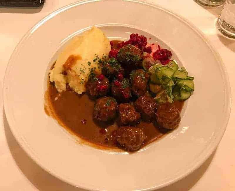 18 platos de comida típica sueca 1