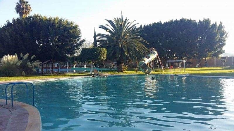 Balneario Parque Aventura