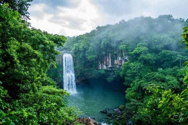 Cascada de Soteapan