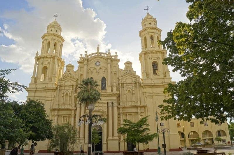 Catedral de La Asunción en Hermosillo