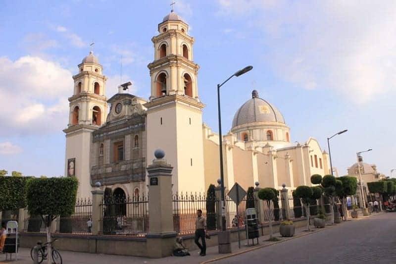 Catedral de Tehuacán