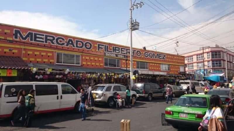 Mercado Municipal Filiberto Gómez