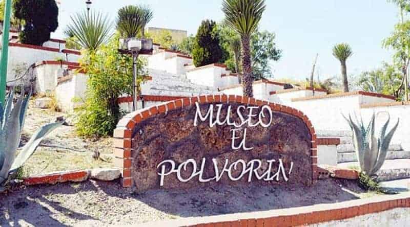 Museo de Armas y Aspectos históricos El Polvorín