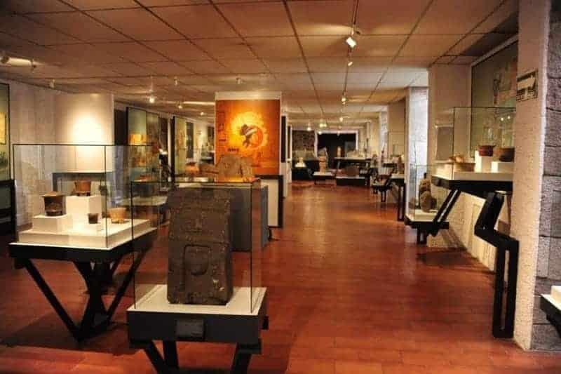 Museo Xólotl de Tenayuca