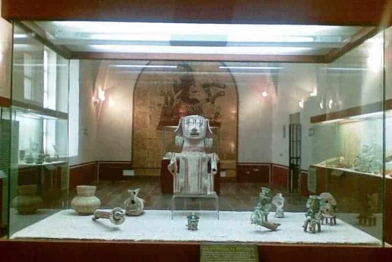 Museo del Valle de Tehuacán