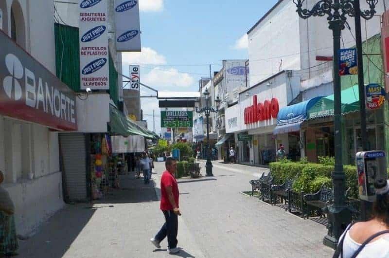 Peatonal Miguel Hidalgo