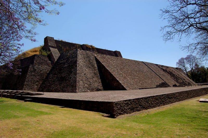 Pirámide de Tenayuca