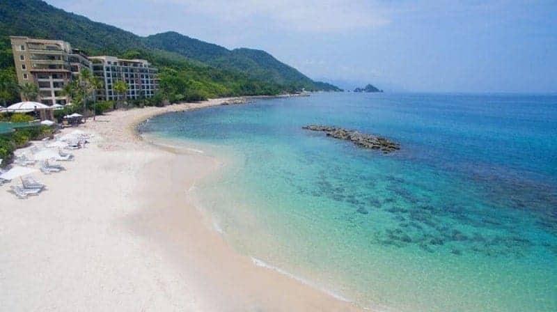 Playa Garza Blanca