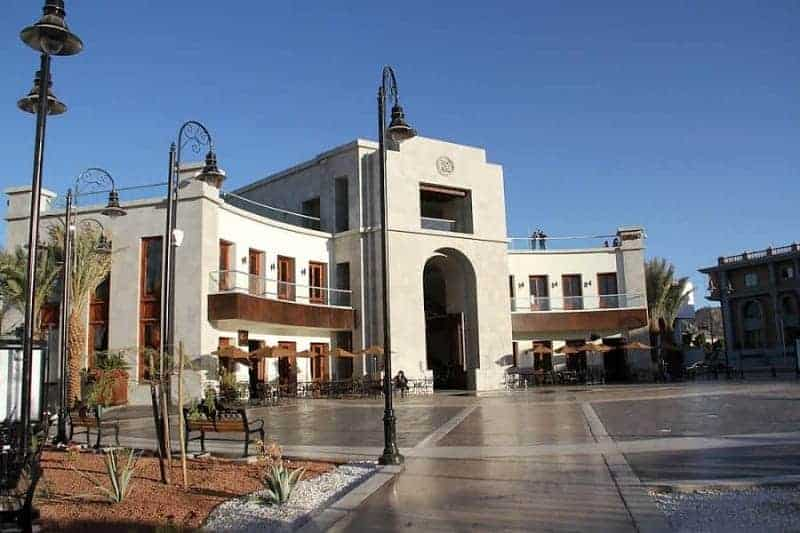 Plaza Bicentenario Hermosillo