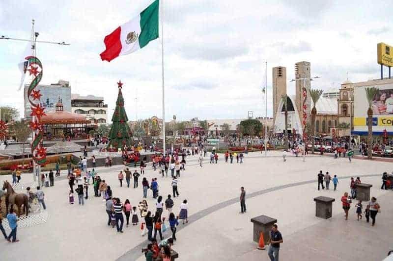 Plaza Principal Reynosa