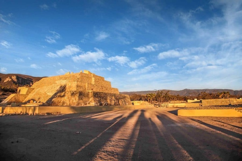 Zona Arqueológica de Tehuacán Viejo